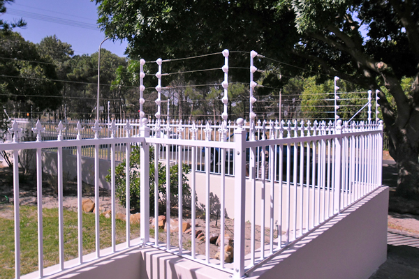 Electrified Fencing